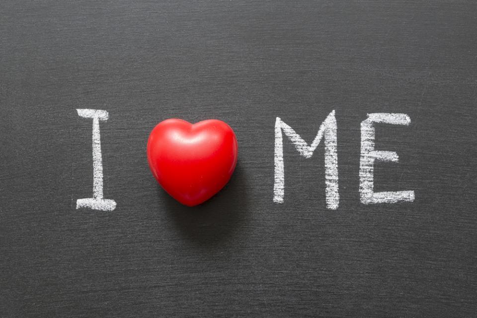 How do I begin to love myself?