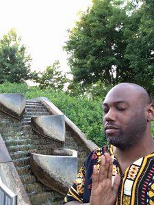 healing water meditation