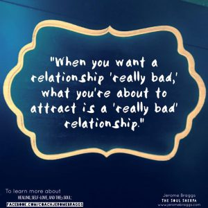 really bad relationships