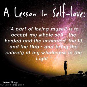 embrace my wholeness